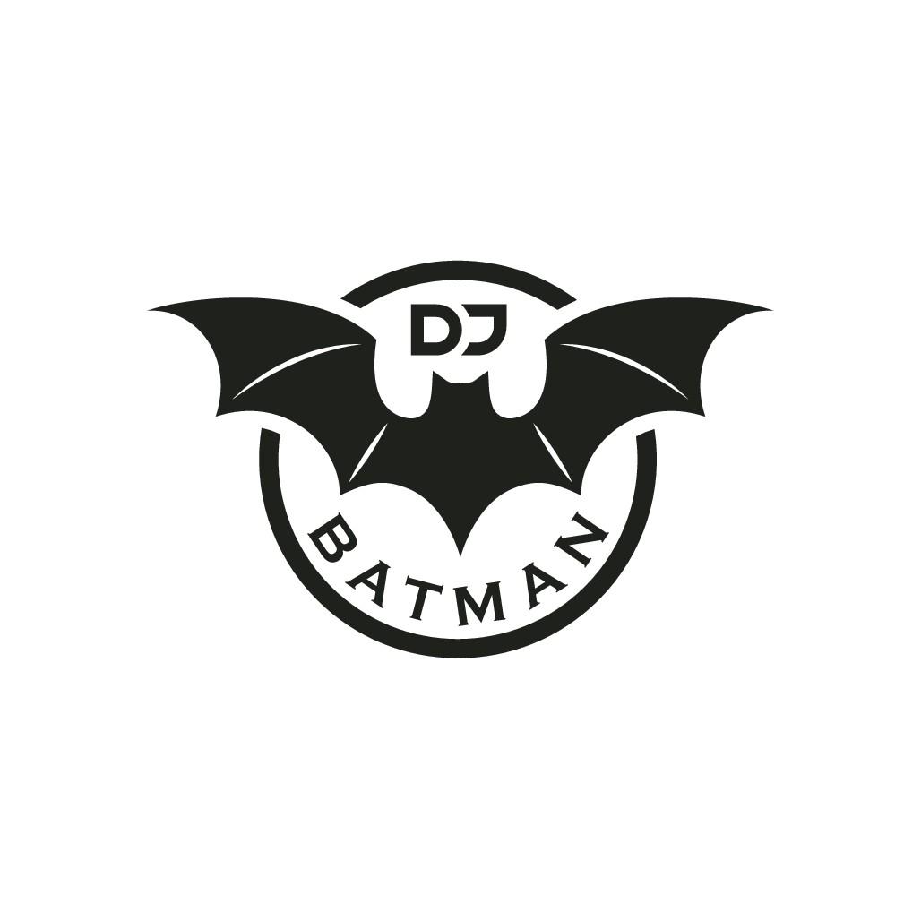 DJ BATMAN Logo