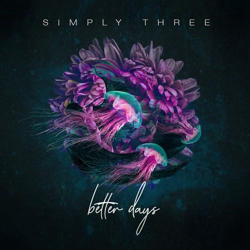 Album Cover Simply Three