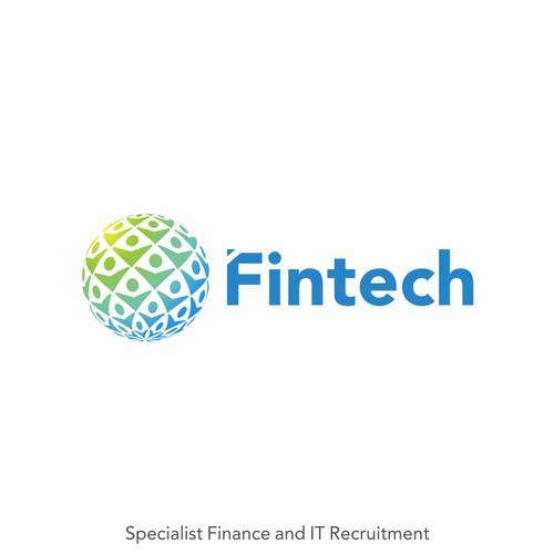 Logo concept for Fintech
