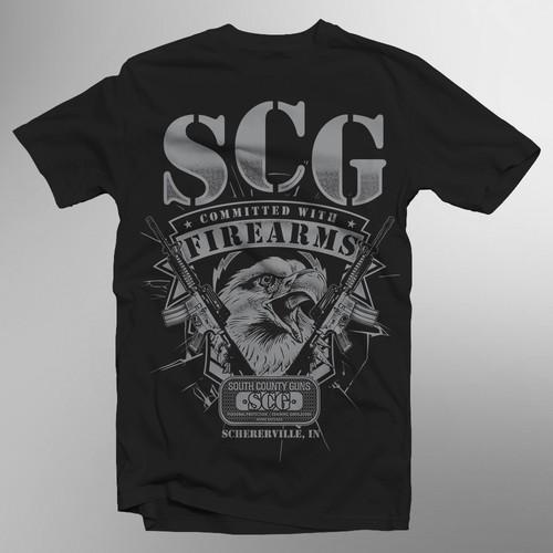 guns tshirt contest