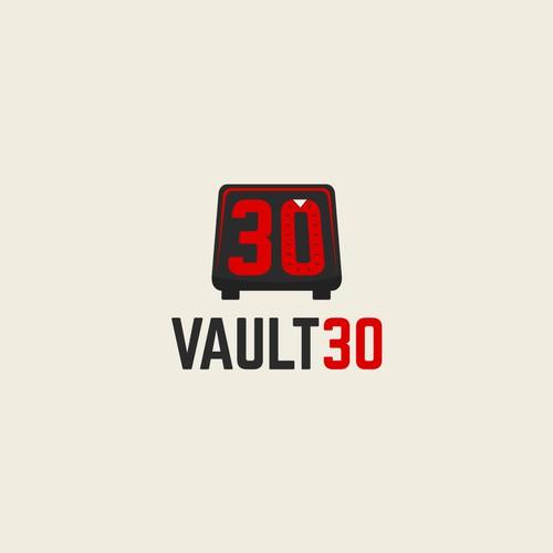 Vault 30 Logo