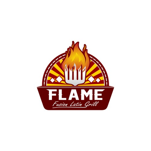 FLAME ( Fusion Latin Grill)