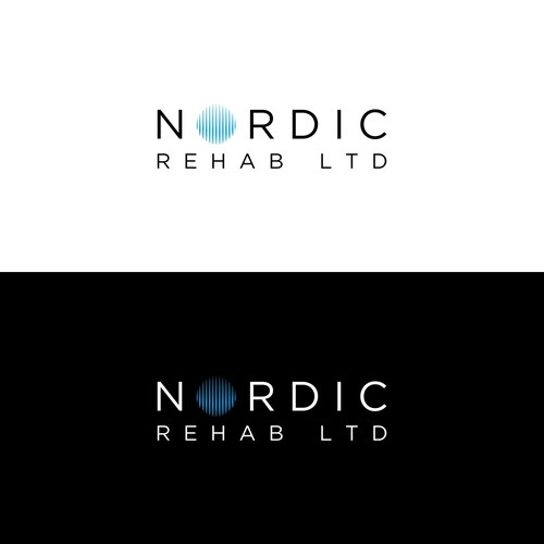 Logo design for Nordic Rehab