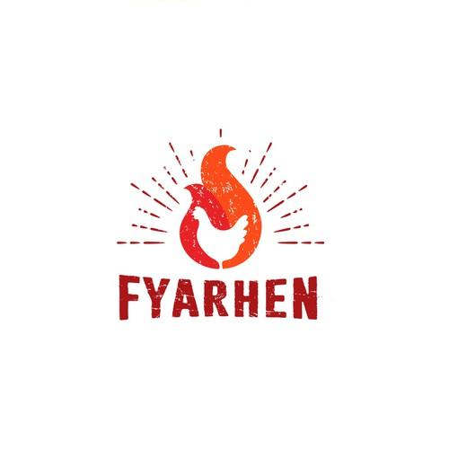 Fyarhen Logo Concept