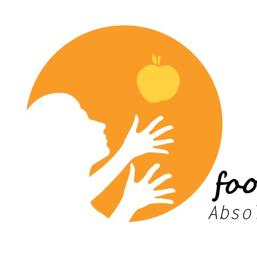 Feminine logo for a food import and export company