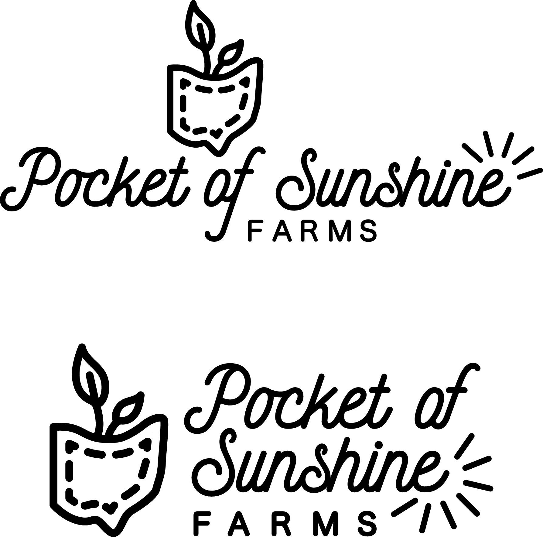 Create a meaningful logo for an urban farm in Ohio