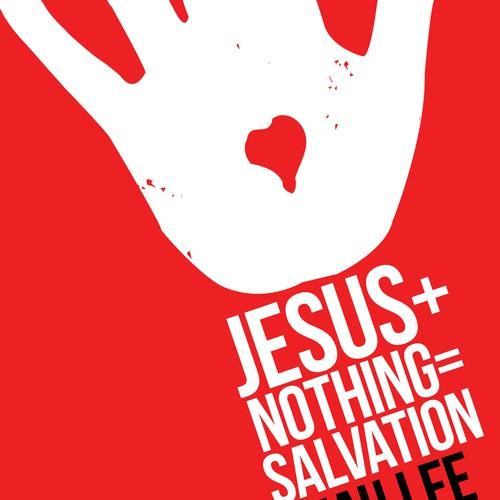 Jesus + Nothing = Salvation