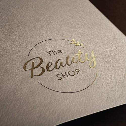 Logotype for beauty shop