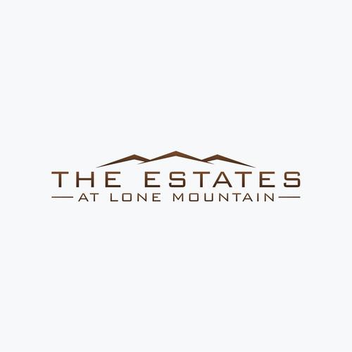 'The Estate' Logo Design Concept