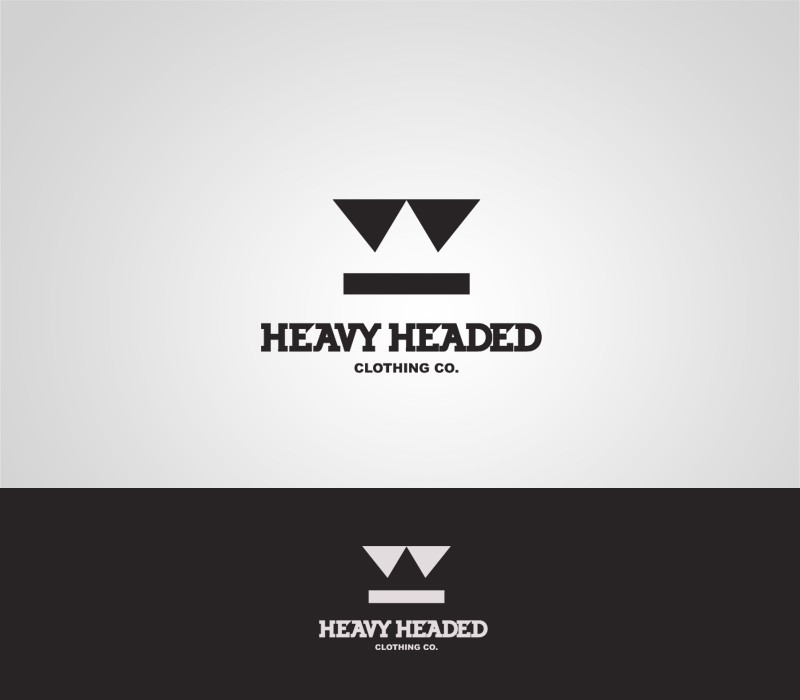 New logo wanted for Heavy Headed Clothing Co.