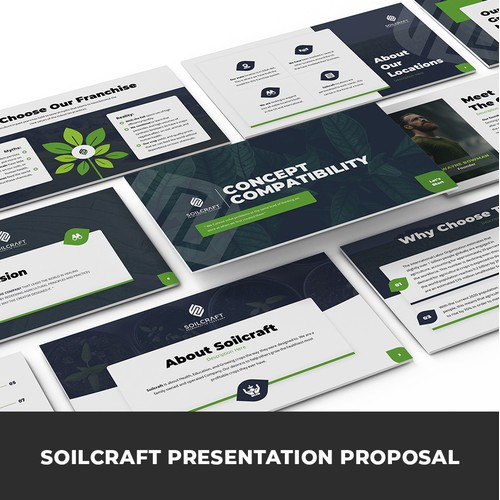 Agriculture Powerpoint Design
