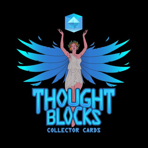 Thought Blocks Collector Cards Logo