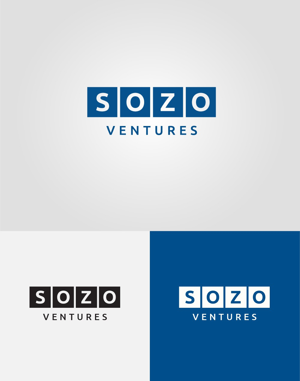 Sozo Ventures needs a new logo
