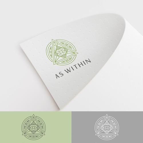 As Within logo