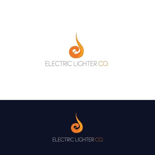 Logo for electric lighter