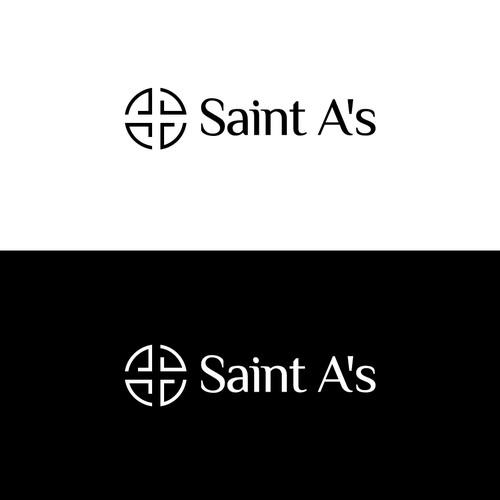 Logo for Saint A`s