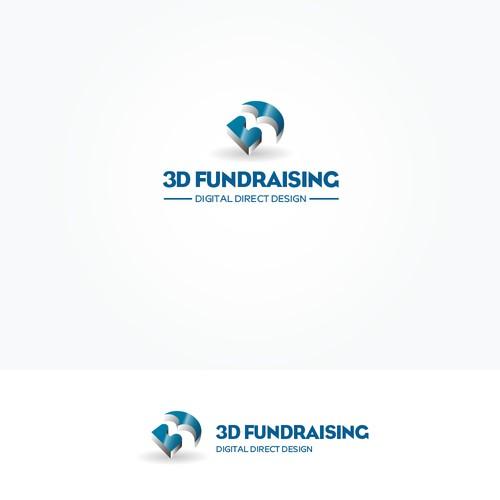 3D Fundraising LOGO