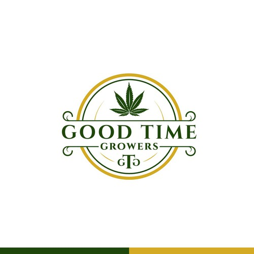 Logo for CBD products brand