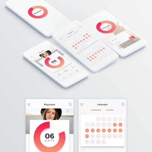 Physiome mobile app
