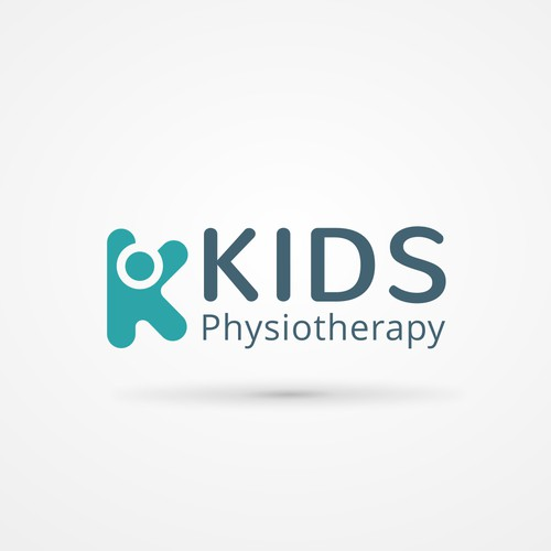 Corporate Logo for Kids Physiotherapy Clinic