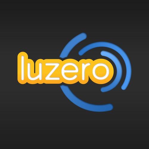 "Logo concept for ""Luzero"""