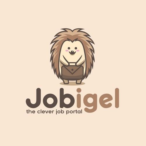 Jobigel Logo Concept Design