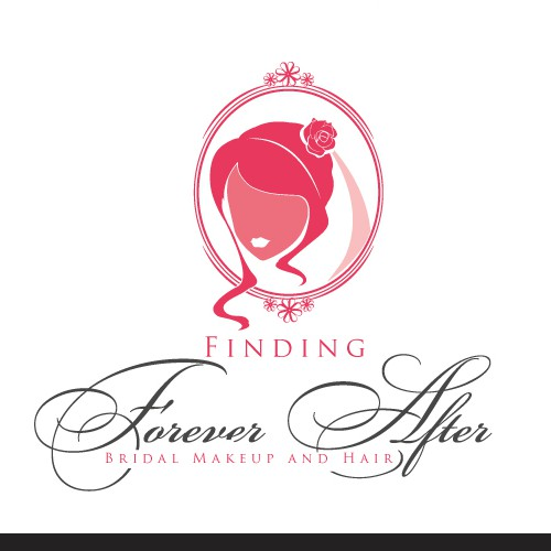Create the next AMAZING logo for Finding Forever After - Bridal Makeup and Hair