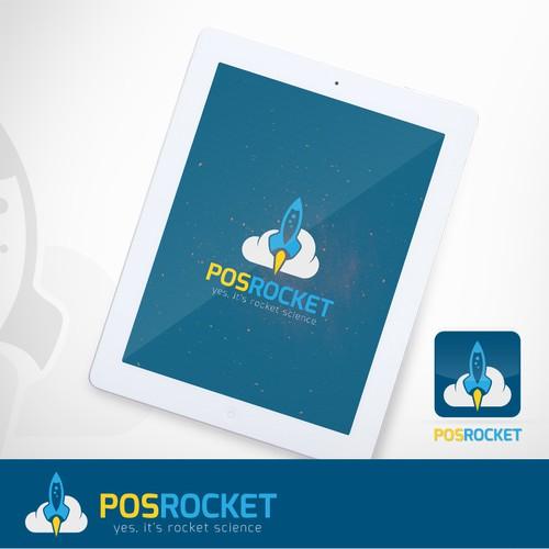 Logo Concept for POSROKCET