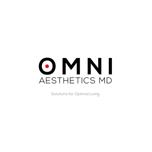 Logo concept for NYC's premier aesthetic center