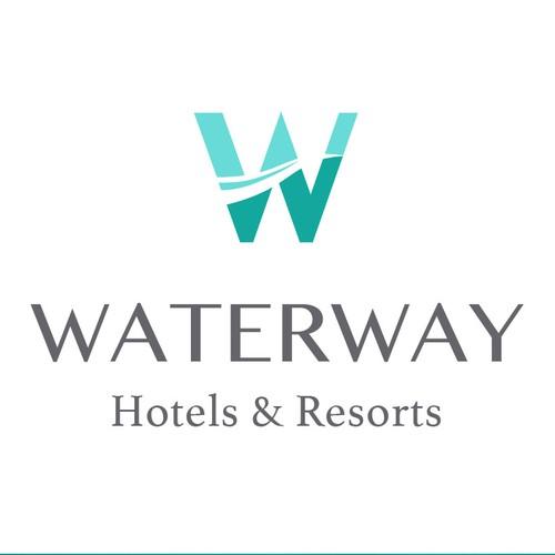 Logo design for Hotel & Resort
