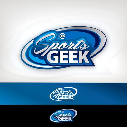 Sports Geek Logo