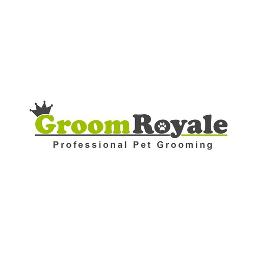 Create a capturing, styling yet simple logo design for Pet Grooming