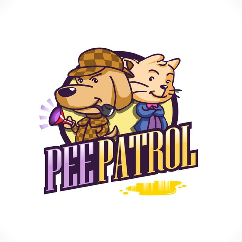 Logo for a Pet Product