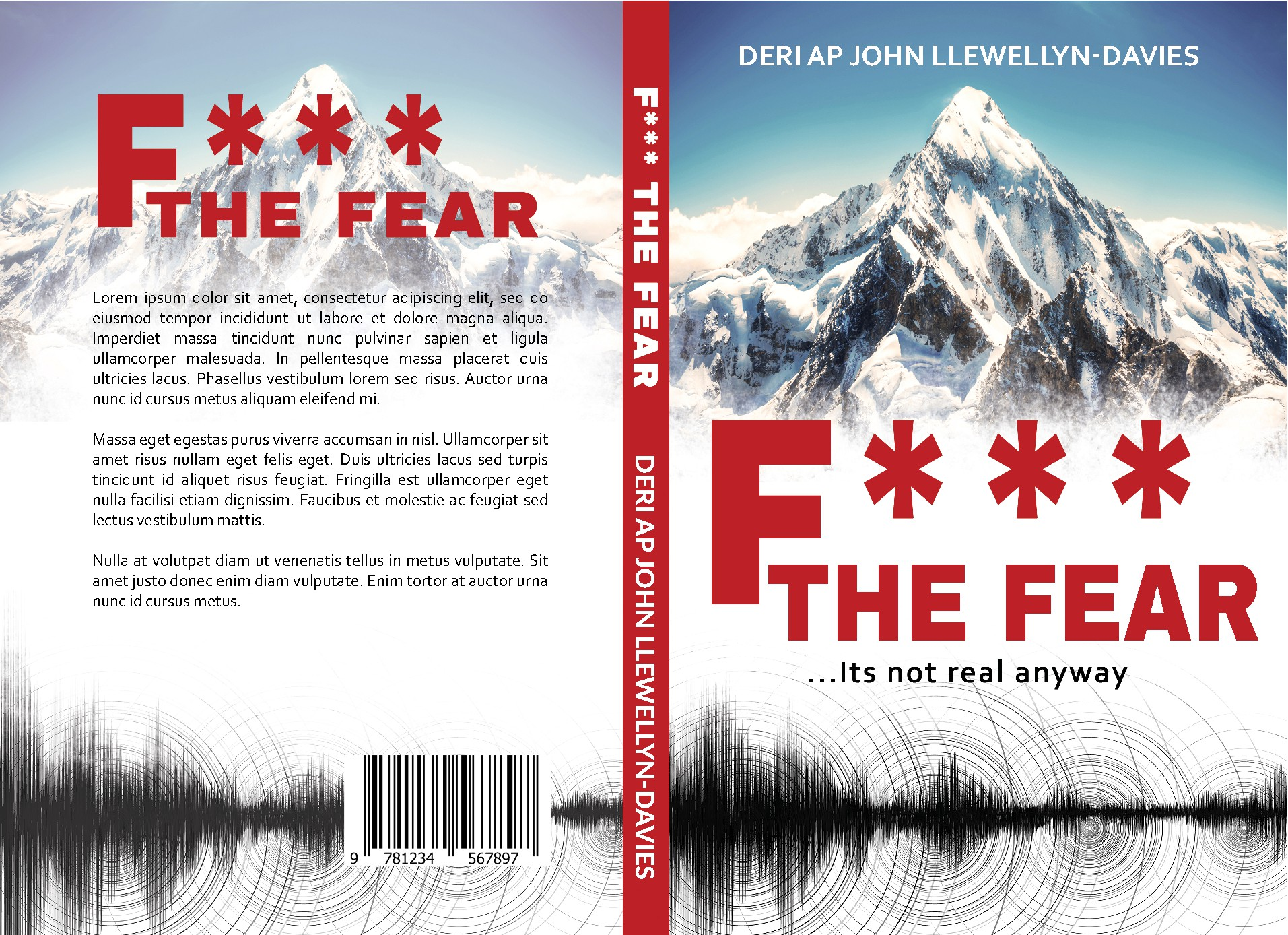 F*** the fear, its time for the book