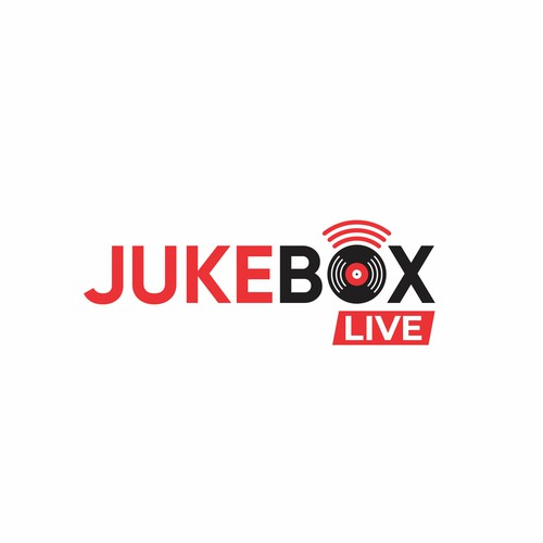 Logo concept for JukeBox Live