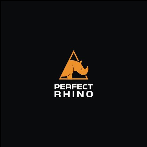 Logo Concept for Perfect Rhino