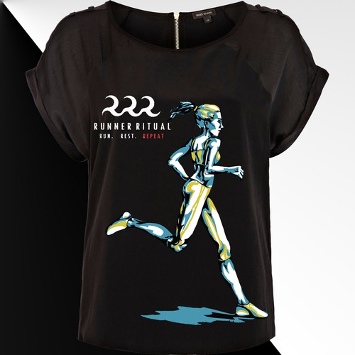 Runner Ritual Design Contest