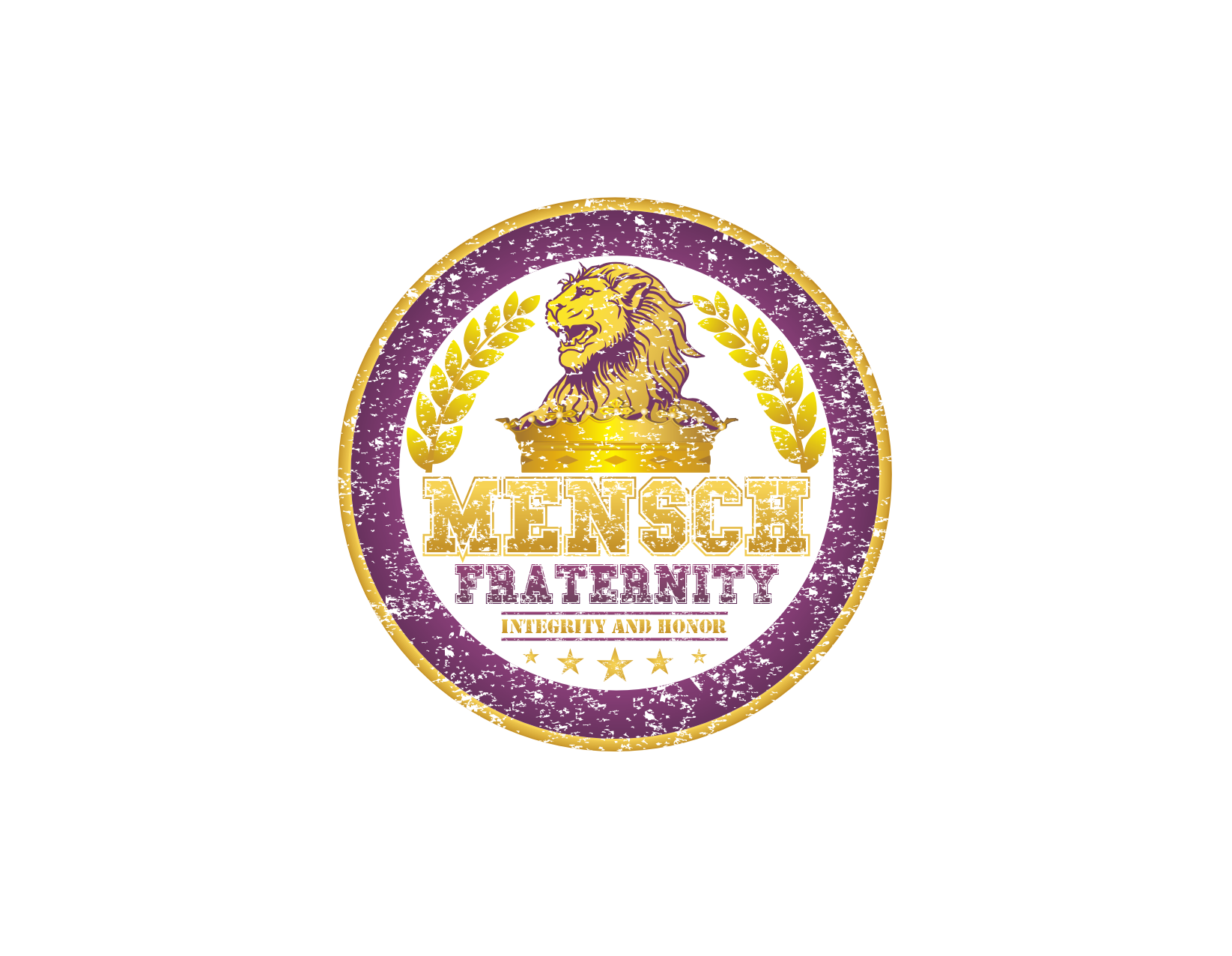 logo for Mensch Fraternity
