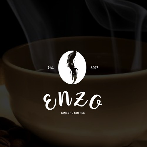 Enzo ginseng coffee