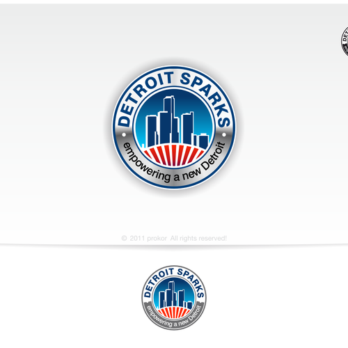 Help Detroit Sparks with a new Logo Design