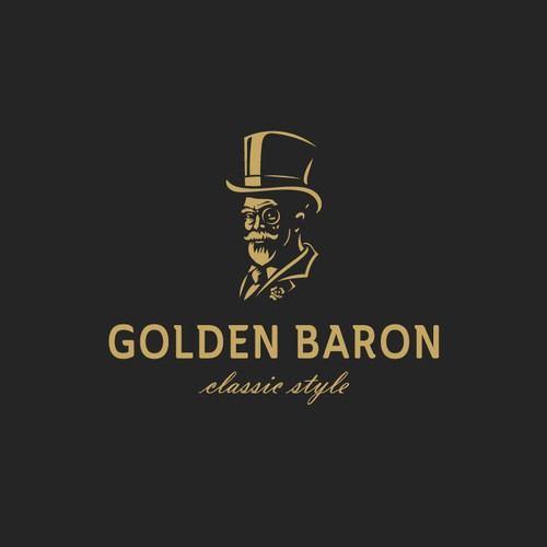 Golden baron