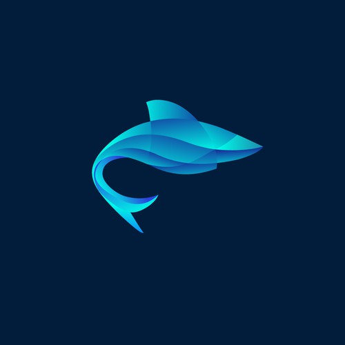 modern logo for profileshark