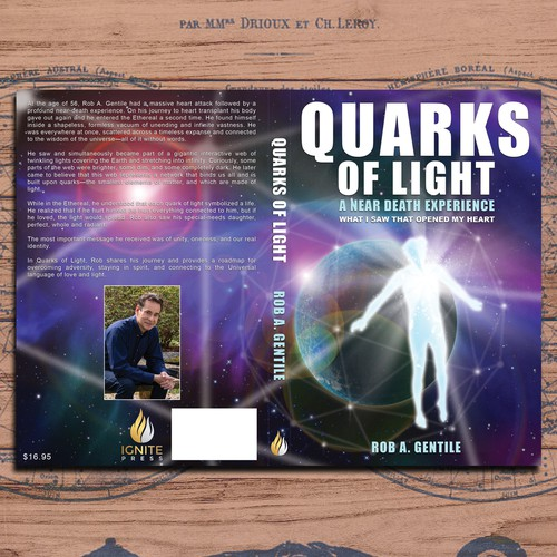 Book cover for spiritual experience book