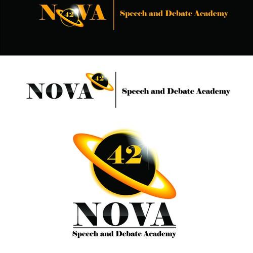 New sci-fi logo wanted for Nova 42
