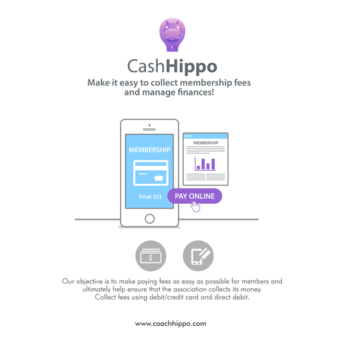 Explainer Infographic for CoachHippo