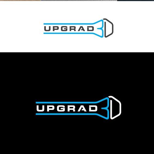 Logo for Upgrad3d