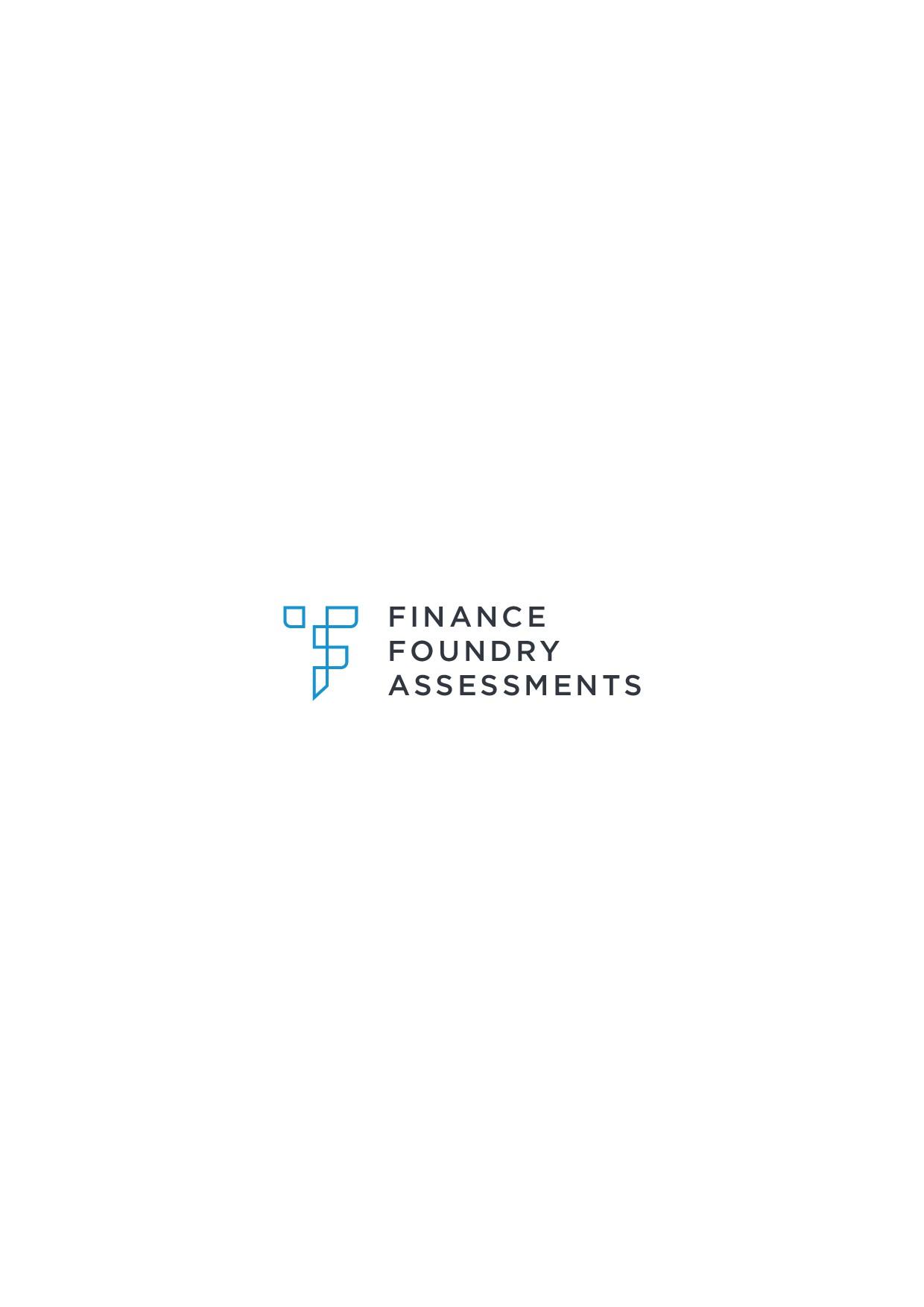 Finance Foundry Assessments logo