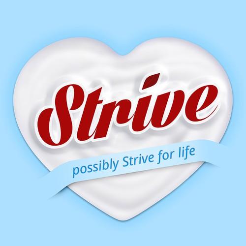 Strive Hiper-Healthy Yogurt Product Logo