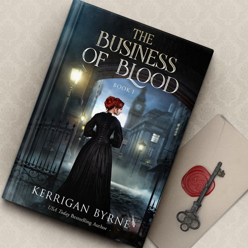 Book cover The Business of Blood