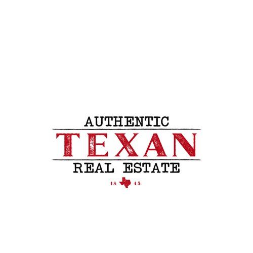 Logo for Texan RE company